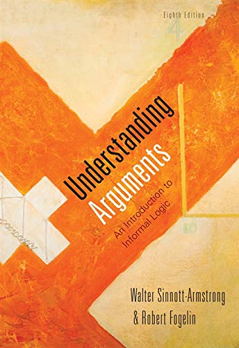 9780495603955: Cengage Advantage Books: Understanding Arguments: An Introduction to Informal Logic