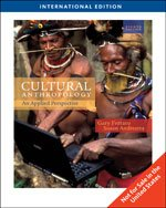 9780495604129: Cultural Anthropology An Applied Perspective Eigth Edition (International)
