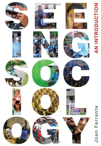 9780495604853: Seeing Sociology: An Introduction (Available Titles CourseMate)