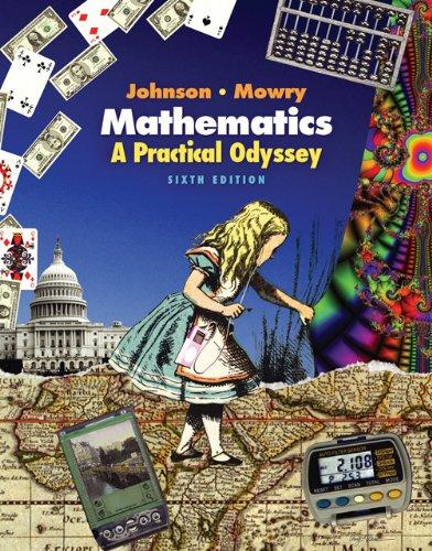 9780495605546: Mathematics: A Practical Odyssey (6th Edition)