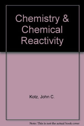 9780495638193: Chemistry & Chemical Reactivity