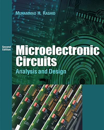 9780495667728: Microelectronic Circuits: Analysis & Design