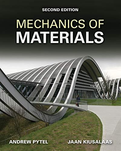 Mechanics of Materials: Pytel, Andrew; Kiusalaas,