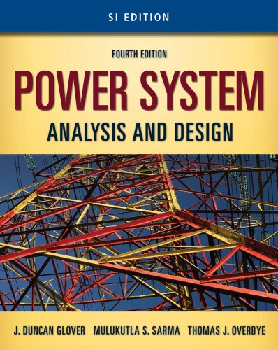 9780495667872: Power System Analysis and Design: Si Edition