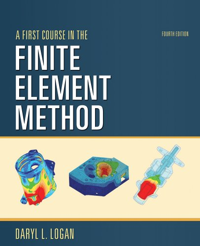9780495667919: A First Course in the Finite Element Method - SI Version