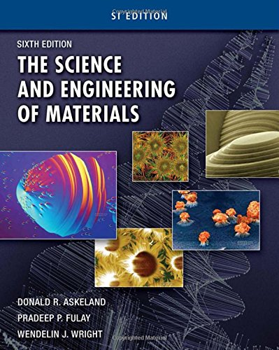 9780495668022: The Science and Engineering of Materials, SI Edition