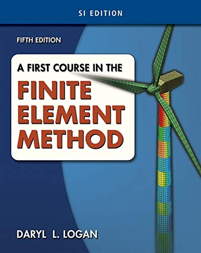 9780495668275: A First Course in the Finite Element Method, Si Version