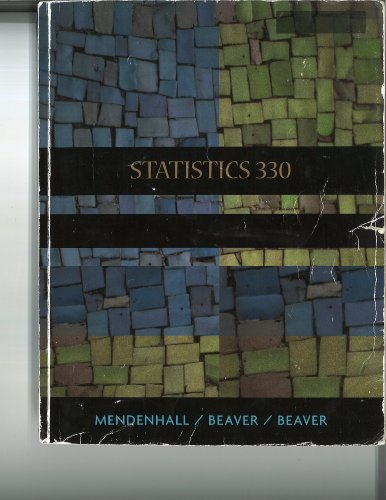 9780495763178: Intro to Probability and Statistics 330