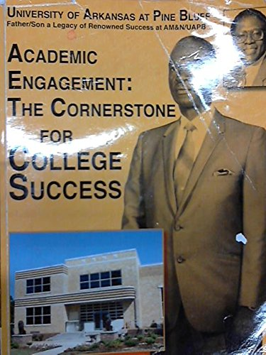9780495763833: Academic Engagement: The Cornerstone for College Success