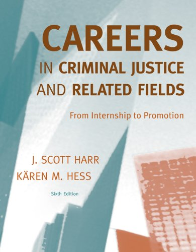 9780495766070: Bundle: Careers in Criminal Justice: From Internship to Promotion, 6th + Careers in Criminal Justice Printed Access Card