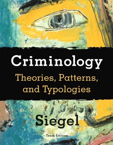 9780495766094: Bundle: Criminology: Theories, Patterns, and Typologies, 10th + Careers in Criminal Justice Printed Access Card
