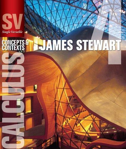 Bundle: Single Variable Calculus: Concepts and Contexts,: Stewart, James