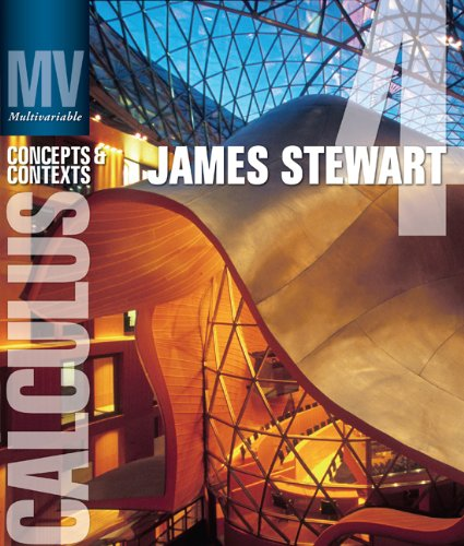 Bundle: Multivariable Calculus: Concepts and Contexts, 4th + Student Solutions Manual: Stewart, ...