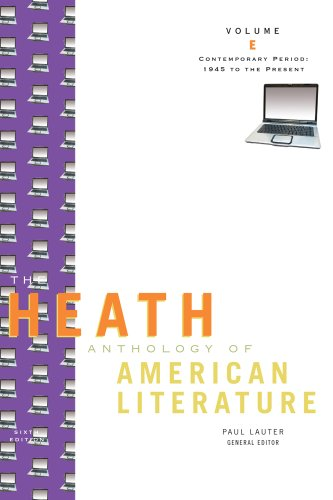 Bundle: The Heath Anthology of American Literature: Lauter, Paul, Yarborough,
