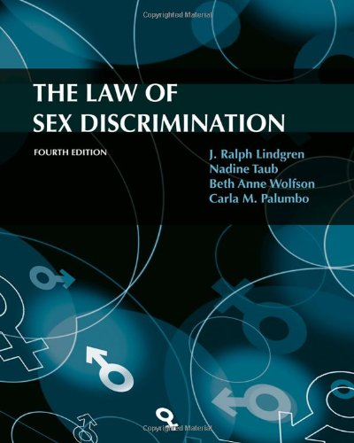 9780495793229: The Law of Sex Discrimination, 4th Edition