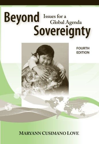 9780495793236: Beyond Sovereignty: Issues for a Global Agenda