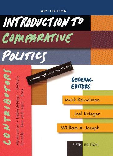 9780495793779: Introduction to Comparative Politics, AP* Edition
