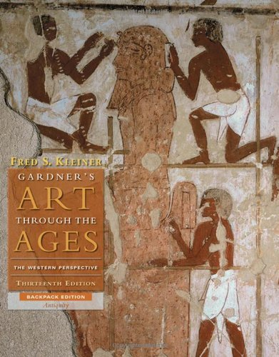 9780495794431: Gardner's Art through the Ages: 4 Volume Backpack Edition