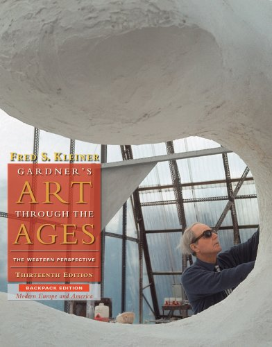 Gardner's Art through the Ages: Backpack Edition, Book D, Modern Europe and America (with Art ...