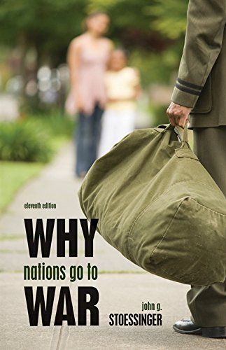 9780495797180: Why Nations Go to War