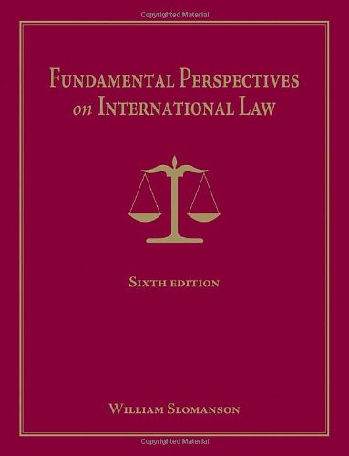 9780495797197: Fundamental Perspectives on International Law