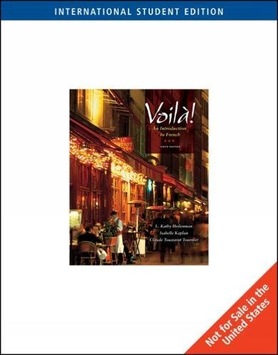9780495797609: Voilo!: An Introduction to French