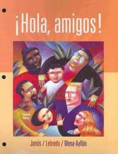 9780495798965: Hola, amigos!