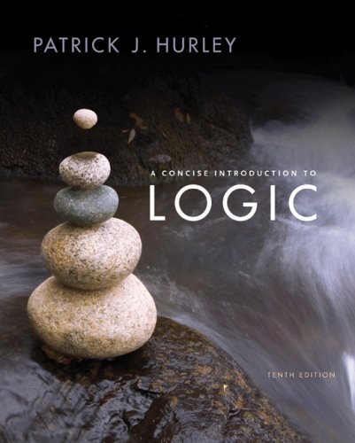 9780495800187: A Concise Introduction to Logic [With Access Code]