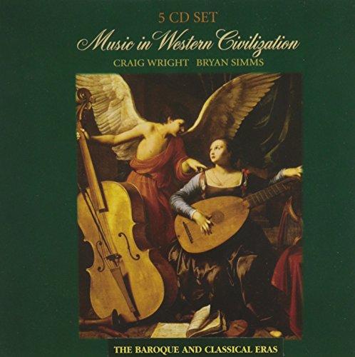 9780495801832: Audio CD, Volume B for Wright/Simms' Music in Western Civilization, Media Update