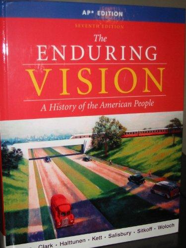 9780495802396: Enduring Vision AP Ed