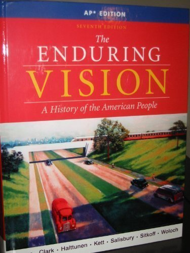 Enduring Vision AP Ed: Boyer, Paul S.;
