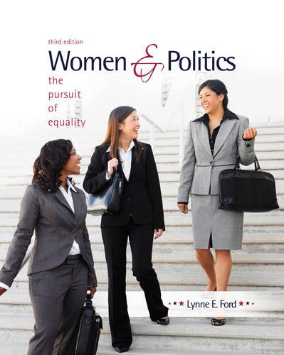 9780495802662: Women and Politics: The Pursuit of Equality