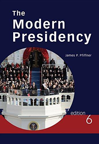 9780495802778: The Modern Presidency