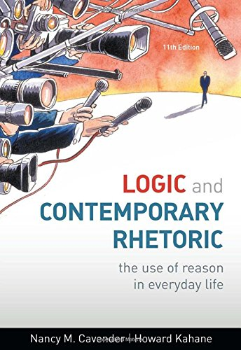 Logic and Contemporary Rhetoric: The Use of