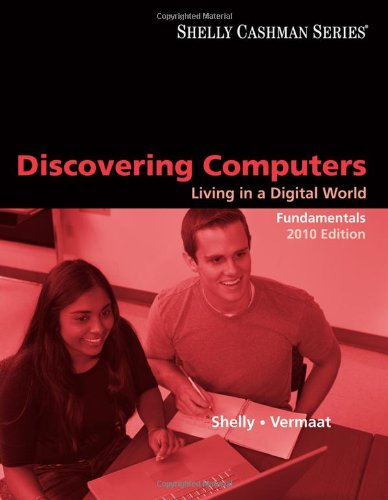 9780495806387: Discovering Computers 2010: Living in a Digital World, Fundamentals (Available Titles Skills Assessment Manager (SAM) - Office 2010)