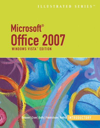 9780495806738: Microsoft Office 2007: Illustrated Introductory' Windows Vista Edition, Spanish Edition (Illustrated Series)