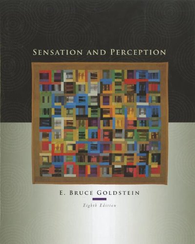 9780495807056: Sensation and Perception (Book Only)