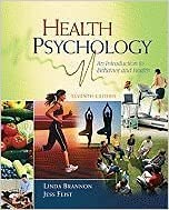 9780495807063: Health Psychology : An Introduction to Behavior & Health [[7th (seventh) Edition]]