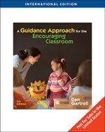 9780495808022: A Guidance Approach for the Encouraging Classroom