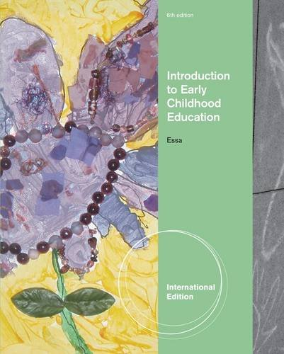 9780495808329: Introduction to Early Childhood Education