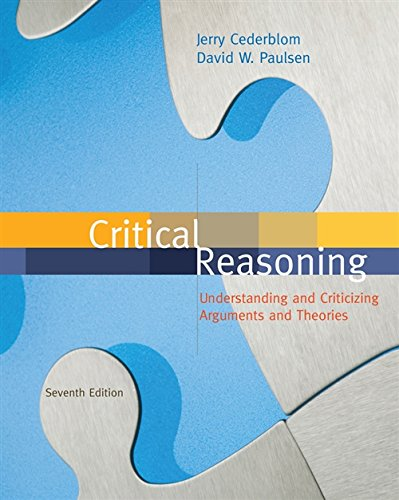9780495808787: Critical Reasoning