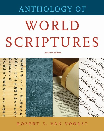 9780495808794: Anthology of World Scriptures