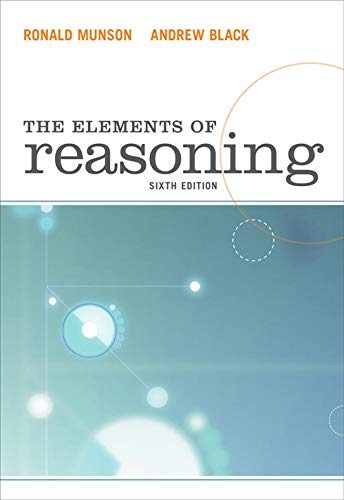 9780495809180: The Elements of Reasoning