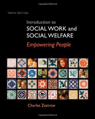 9780495809524: Introduction to Social Work and Social Welfare: Empowering People (Introduction to Social Work / Social Welfare)