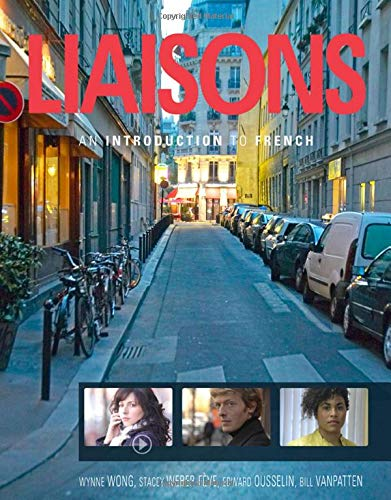 Liaisons : An Introduction to French: Bill VanPatten; Edouard