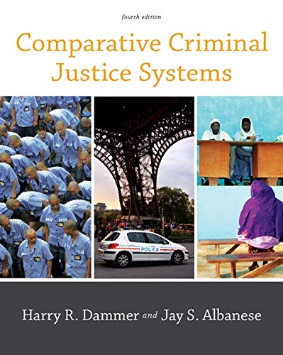 comparative criminology Criminology can be described as the study of crime, criminals and the criminal justice system the ma in comparative criminology and criminal justice gives students.