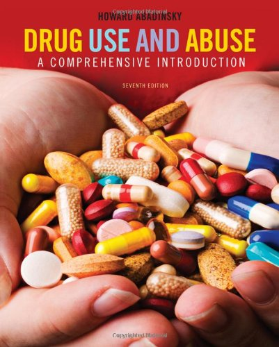 9780495809913: Drug Use and Abuse: A Comprehensive Introduction (SAB 250 Prevention & Education)