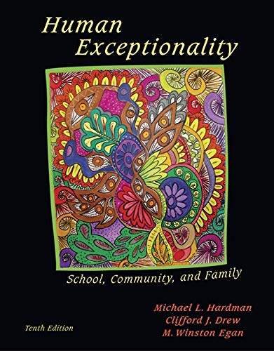 9780495810582: Human Exceptionality: School, Community, and Family (What's New in Education)