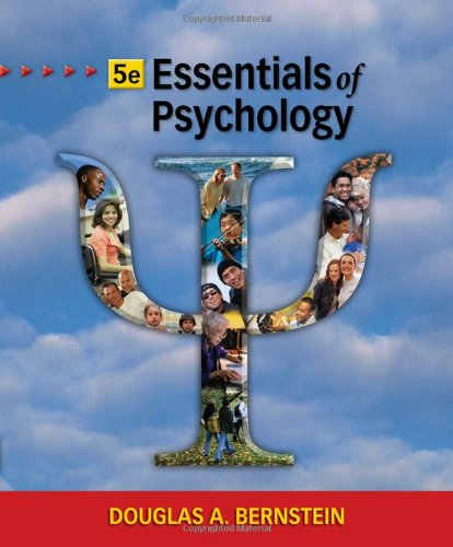 9780495810773: Essentials of Psychology (Available Titles CourseMate)