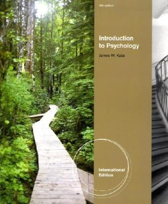 9780495810933: Introduction to Psychology, International Edition